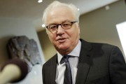 L'ambassadeur russe à l'ONU Vitali Tchourkine... (PHOTO MARK LENNIHAN, ARCHIVES AP) - image 1.0