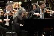 À 75 ans,Martha Argerich possède encore une souplesse... (PHOTO BERNARD BRAULT, LA PRESSE) - image 2.0
