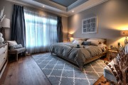 La chambre à coucher principale constitue le repère... (PHOTO FOURNIE PAR ROYAL LEPAGE) - image 3.0