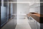 La salle de bain d'Atelier Moderno.... (PHOTO FOURNIE PAR LES GRANDS PRIX DU DESIGN) - image 6.0