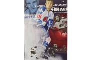 Montage photo de Renald Leclerc avec les Nordiques... (Le Soleil, Patrice Laroche) - image 3.0