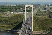 Le deuxième pont de Québec a été nommé... (Photothèque Le Soleil, Patrice Laroche) - image 1.0