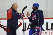 Michel Therrien assure que ses liens avec P.K. Subban... (PHOTO MARTIN CHAMBERLAND, ARCHIVES LA PRESSE) - image 3.0
