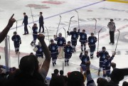 Les joueurs des Espoirs du Saguenay, qui représentent... (Photo courtoisie) - image 1.0
