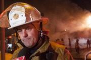 Carol Girard, directeur du Service de sécurité incendie,... (Photo Le Progrès-Dimanche, Michel Tremblay) - image 2.0