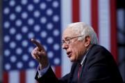 Bernie Sanders a les appuis et les moyens... (PHOTO JIM YOUNG, REUTERS) - image 7.0