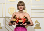 Taylor Swift au dernier gala Grammy... (AP, Chris Pizzello) - image 4.0