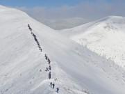 Moment grisant du jour : marcher d'un sommet... (Collaboration spéciale Jean-Sébastien Massicotte) - image 5.0