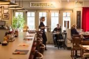 Dès 7h, l'Arôme sert des déjeuners faits maison.... (PHoto Olivier Pontbriand, La Presse) - image 1.0