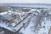 Une photo aérienne du chantier pour saisir l'ampleur... (Photothèque Le Soleil, Jean-Marie Villeneuve) - image 5.0