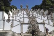 Le sanctuaire Bom Jesus do Monte, à Braga,... (Le Soleil, Normand Provencher) - image 3.0