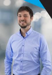 Samuel Bouchard, cofondateur de Robotiq, de Lévis... (PHoto fournie par Robotiq) - image 1.0