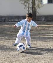 Lionel Messi est ambassadeur de bonne volonté de... (Fournie par l'Unicef) - image 1.0