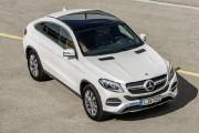 Mercedes-Benz GLE 350d 2016... (fournie par Mercedes-Benz) - image 10.0