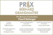 C'était sans contredit la soirée de Mauril Bélanger,... (Infographie LeDroit) - image 2.0