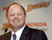 Bob Murray, DG des Ducks d'Anaheim... (photo Damian Dovarganes, archives associated press) - image 2.0