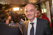 Gianni Infantino... (photo Patrick B. Kraemer, associated press) - image 2.0