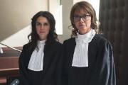 Mélissa Désormeaux-Poulin et Isabel Richer dans Ruptures... (Fournie par ICI Radio-Canada Télé) - image 3.0