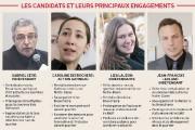 La campagne électorale dans le district du Lac-Beauchamp s'achève. Quatre... - image 2.0