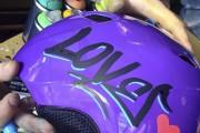 Graffiti sur casque... (Photo fournie) - image 7.0
