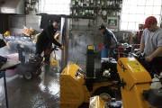 L'équipe du garage de Martin Carrier est «rodée»... (Le Soleil, Caroline Grégoire) - image 1.0