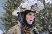 Le directeur du service d'incendie d'Alma, Bernard Dallaire... (Archives Le Quotidien, Gimmy Desbiens) - image 3.0
