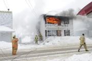 Un incendie dans un duplex a fait... (Photo Le Progrès-Dimanche, Gimmy Desbiens) - image 2.1