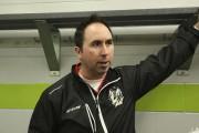 L'entraîneur-chef des Braves de Farnham, Patrick Bergeron... (Catherine Trudeau) - image 1.0