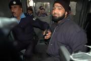 Mumtaz Qadri lors de son arrestation en janvier... (ARCHIVES AP) - image 2.0