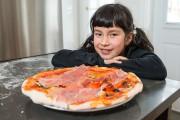 Simone a appris que le prosciutto se met... (PHOTO HUGO-SEBASTIEN AUBERT, LA PRESSE) - image 4.0