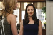 Emily VanCamp (Emily Thorne) et Madeleine Stowe (Victoria... (PHOTO RICHARD CARTWRIGHT, FOURNIE PAR ABC) - image 2.0