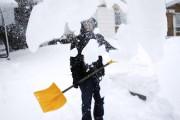 Les averses de neige et les forts... (Photo Le Quotidien, Mariane L. St-Gelais) - image 3.1