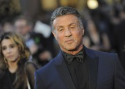 SylvesterStallone à son arrivée au gala des Oscars,... (AFP, Angela Weiss) - image 6.0