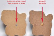 Seuls les casse-têtes munis de boutons dont la... (Santé Canada) - image 1.0