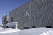 Discovery Air Defence s'installe dans le hangar incubateur... (Photo Le Quotidien, Mariane L. St-Gelais) - image 4.0
