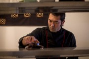 Le chef Nozomu Takeuchi.... (PHOTO OLIVIER PONTBRIAND, LA PRESSE) - image 2.0