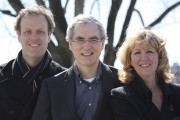 Blair Lofgren, Darren Lowe et Suzanne Beaubien... - image 9.0