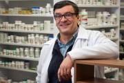 André Lapierre, pharmacien-propriétaire du Familiprix Extra André Lapierre... (François Gervais, Le Nouvelliste) - image 1.0