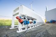 La machine de traitement des boues de Techno-Sub... (Photo fournie par Techno-Sub) - image 1.0