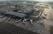 L'aéroport international Jean Leage espère accueillir 2 millions... (Photothèque Le Soleil, Patrice Laroche) - image 2.0