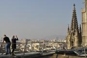 Véritable musée à l'air libre, ville... (PHOTO LAILA MAALOUF, LA PRESSE) - image 10.0