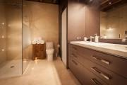 La salle de bains est dotée d'une douche... (PHOTO FOURNIE PAR PIERRE GUILLAUME) - image 1.0