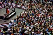 Donald Trump a prononcé un discours, lundi, à... (PHOTO ANDREW HARNIK, ASSOCIATED PRESS) - image 3.0
