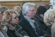 Jean-Pierre Blackburn tenait à être présent pour cet... (Photo Le Quotidien, Michel Tremblay) - image 3.0
