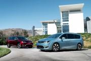 La fourgonnette Chrysler Pacifica 2017 sera d'abord offerte... (fournie par Chrysler) - image 2.0