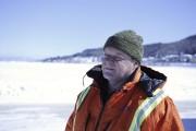 Mario Dallaire, conseiller technique de pêche blanche à... (Photo Le Quotidien, Mariane L. St-Gelais) - image 3.1