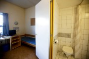 Breivik est incarcéré à la prison de Skien,... (PHOTO CORNELIUS POPPE, ARCHIVES REUTERS) - image 1.0
