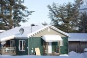 Le modeste bungalow de la famille Poucachiche, le... (PHOTO OLIVIER JEAN, LA PRESSE) - image 6.0