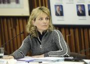 La chef de l'Équipe du renouveau démocratique (ERD)... (Photo Le Quotidien, Mariane L. St-Gelais) - image 2.0