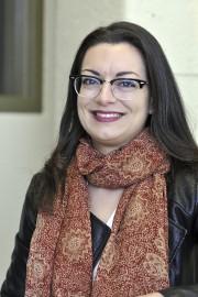 Sarah Esteves remarque que la femme occupe une... (Photo Le Quotidien, Rocket Lavoie) - image 3.0